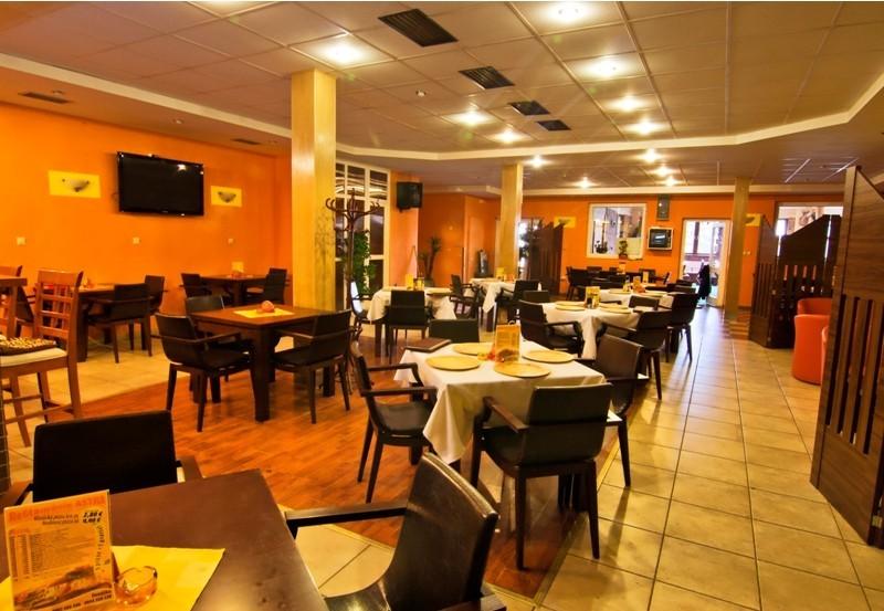 Reštaurácia Snack Bar ASTRA