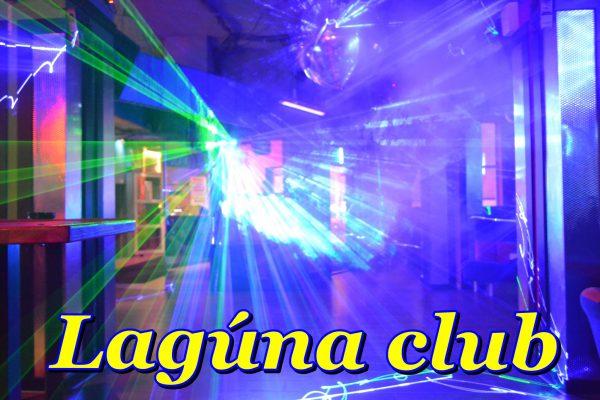 Zbojnicka pivnica a Laguna club