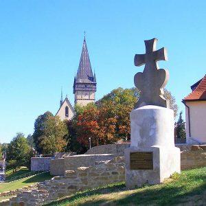 Pamätník Juraja Wintera bardejov