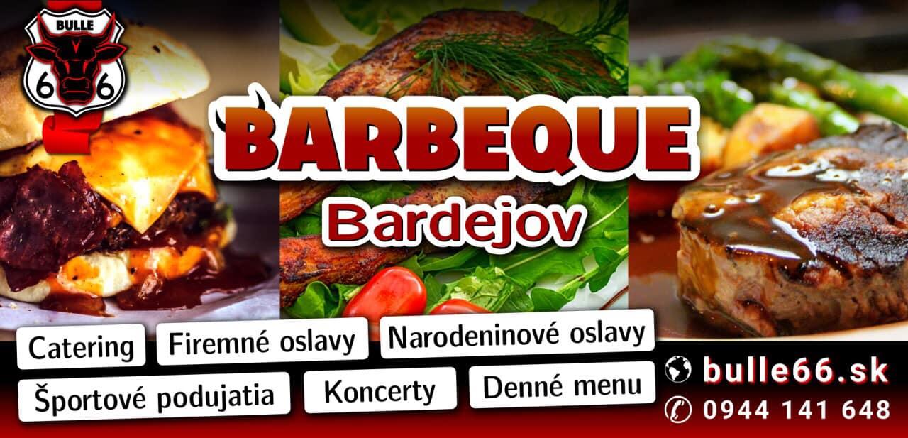 Bulle 66 -BBQ Bardejov