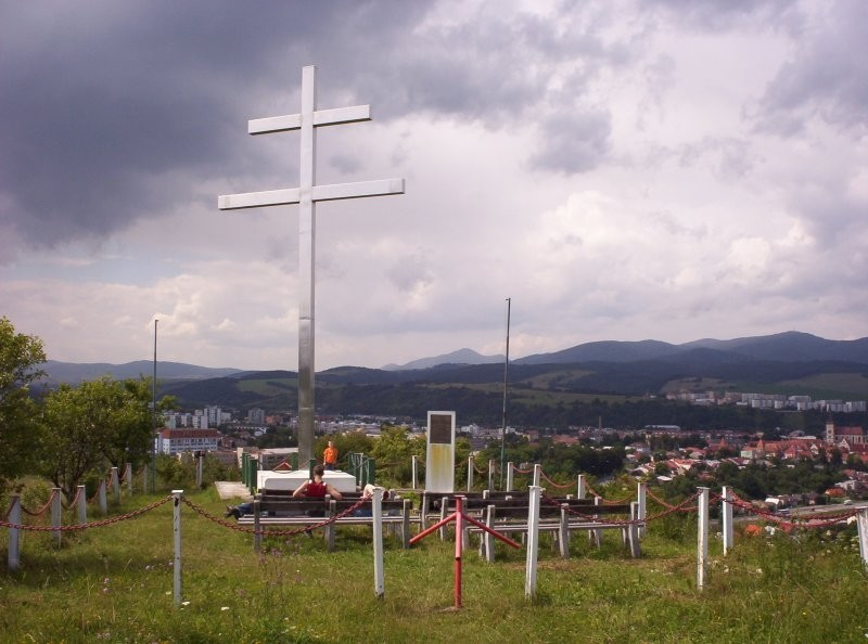 Cyrilo - metodský kríž