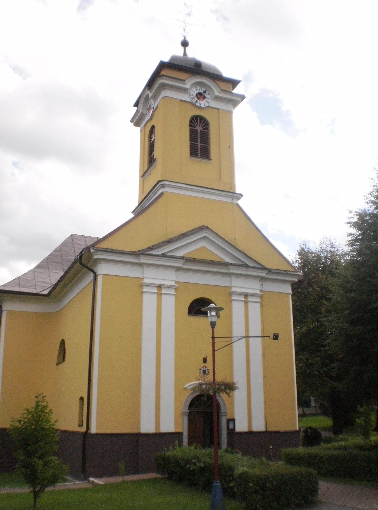 Kostol Povýšenia sv. Kríža
