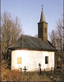 Kaplnka sv. Jakuba