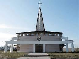 Kostol Svätej rodiny - Vinbarg