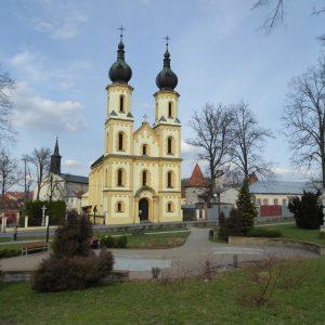 Kostol sv. Petra a Pavla bardejov